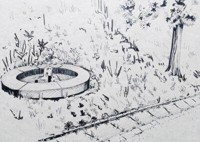 Urban sketching, kreslení nejen tužkou