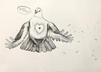 Kreslení nejen tužkou a ilustrace
