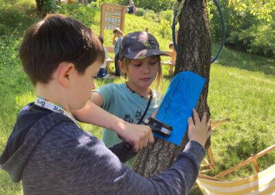 Malování a kreslení s dětmi