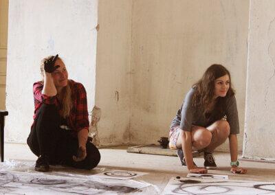Malujeme a kreslíme ve skupině