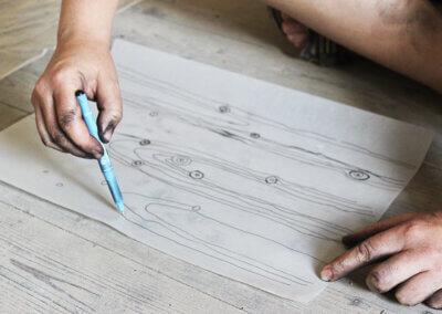 Intuitivní kreslení nejen tužkou