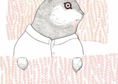 Ilustrace malířkou Soňou Popovou