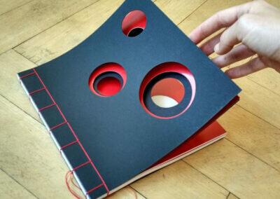 Jak svázat knihu a DIY