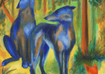 Kurz ilustrace, fantazie a abstrakce